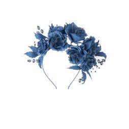 Ободок «Модный стиль» (голубой)