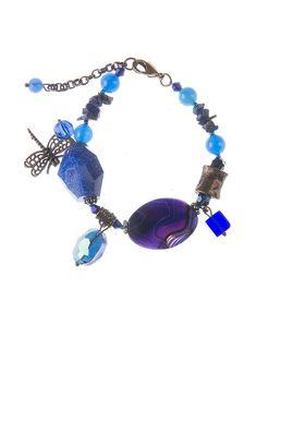 Браслет «Синее озеро»