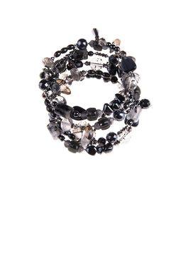 Браслет «Черное серебро»