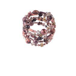 Браслет «Пурпур в бронзе»