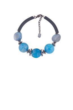 Браслет «Рондо» (голубой, синий, черный)