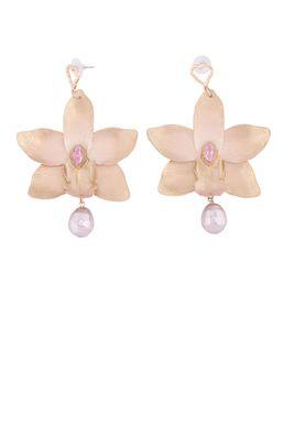 Серьги «Фея Орхидея»