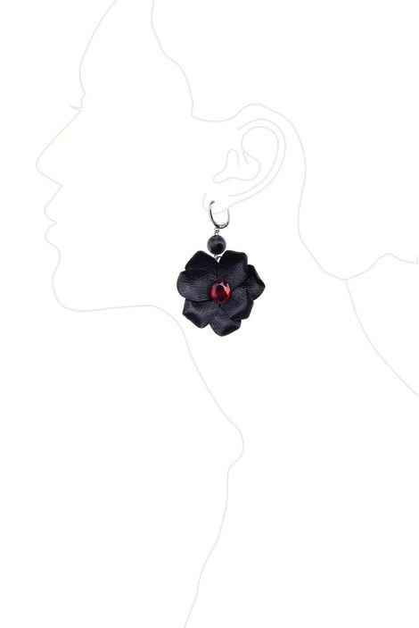 Серьги «Черный лес»