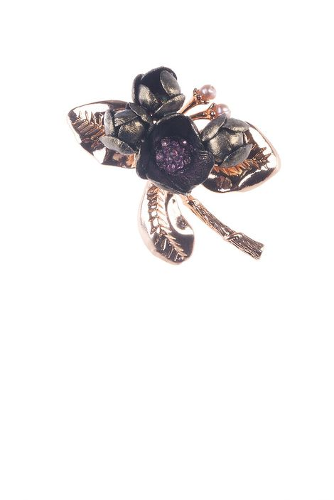 Брошь- кулон «Волшебный сад Феи»