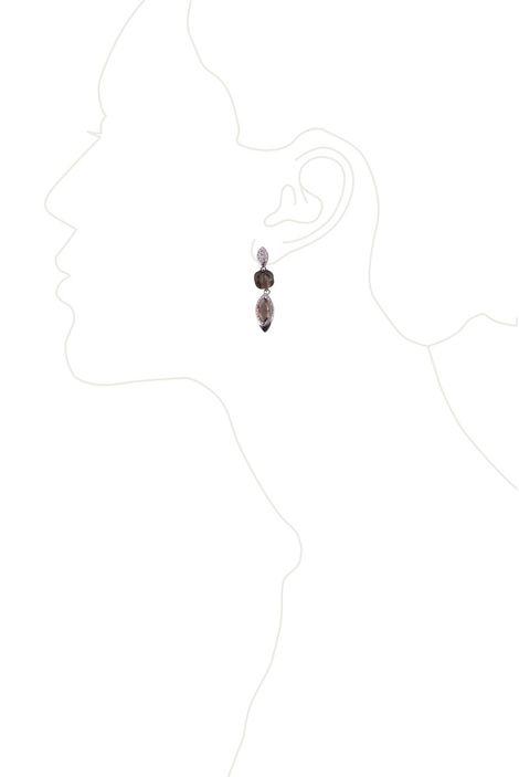 Серьги «Драгоценная дымка»